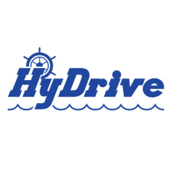 Hydraulic boat steering
