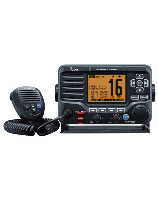 Fixed Mount VHF Marine Radios